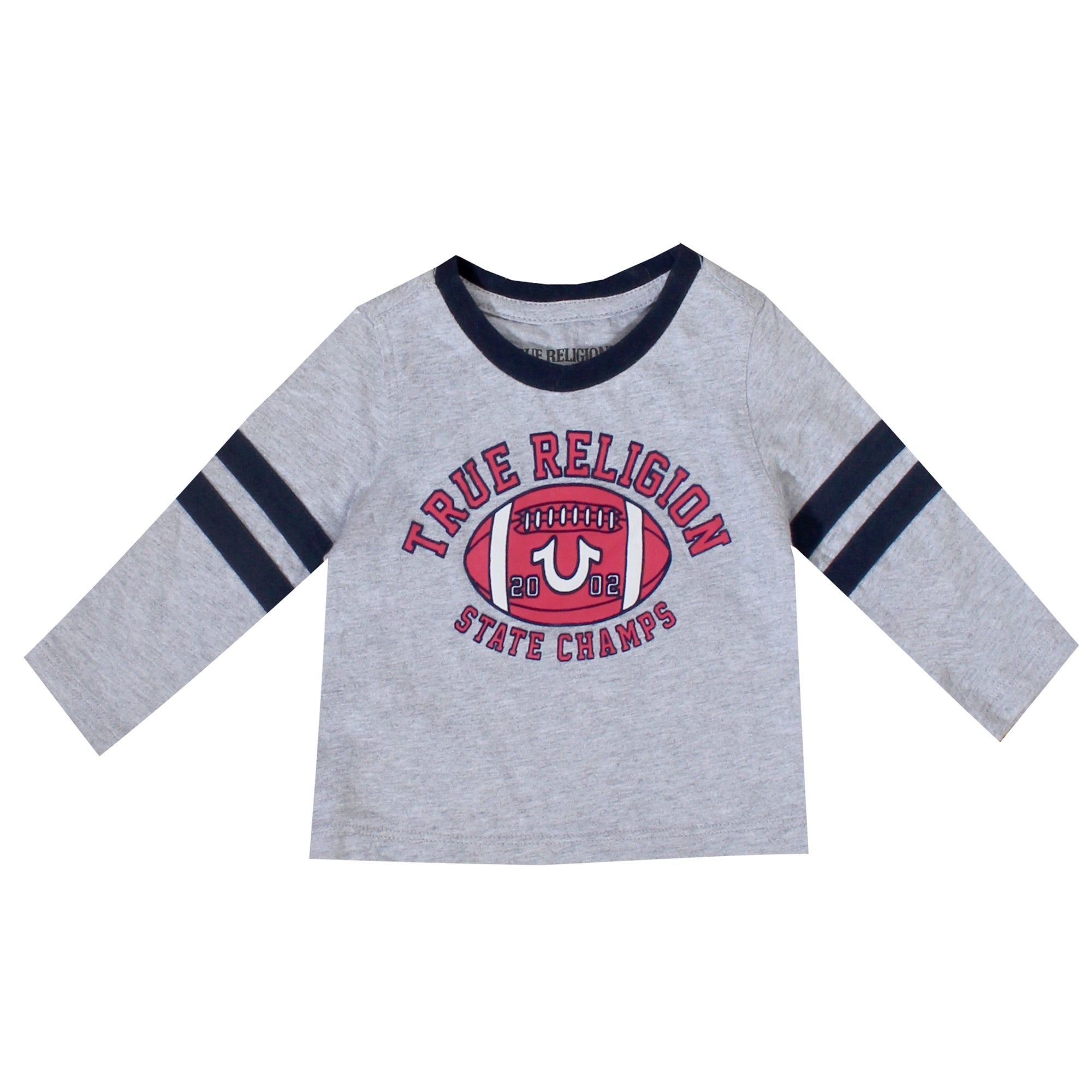 Kids True Religion Long Sleeve State Champs Shirt