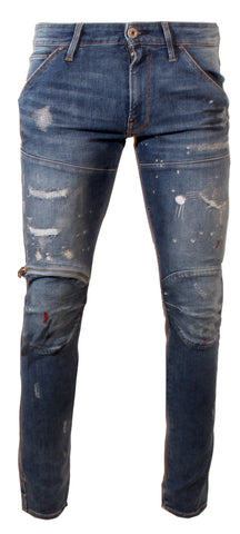 Men's 5620 3D Sip Knee Skinny Denim