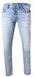 Men's Diesel Light Distressed Denim