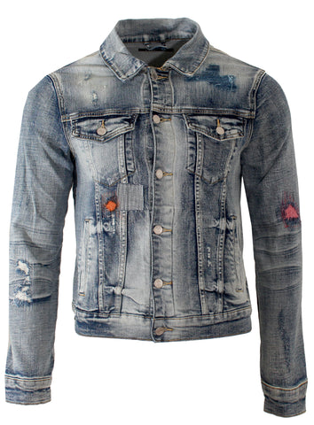 Men's Hamlin Denim Jacket