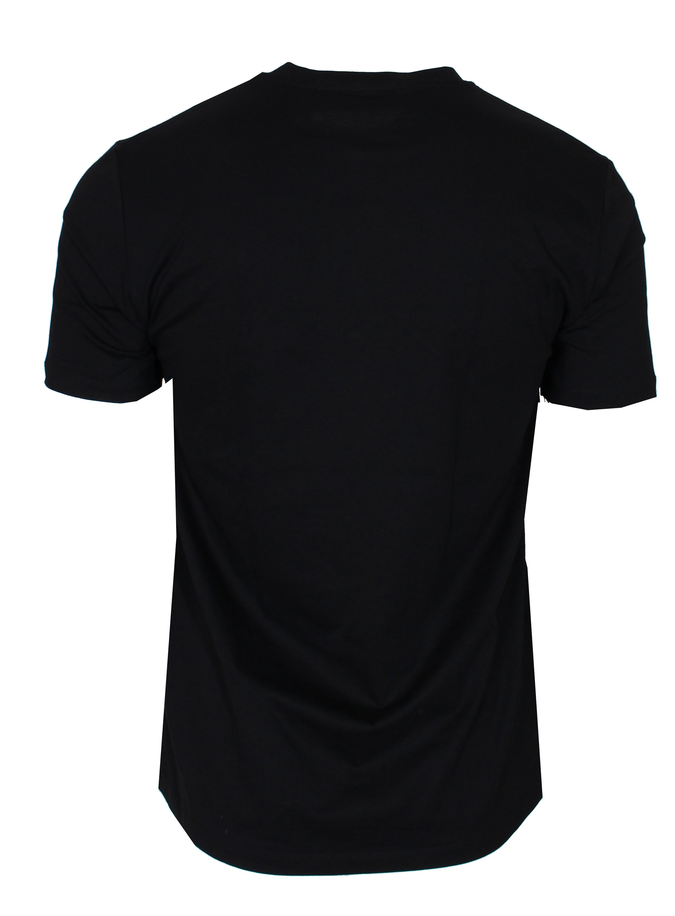 Versace Collection Logo Tee-Black