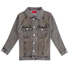 Haus of JR | Kids TJ Denim Jacket