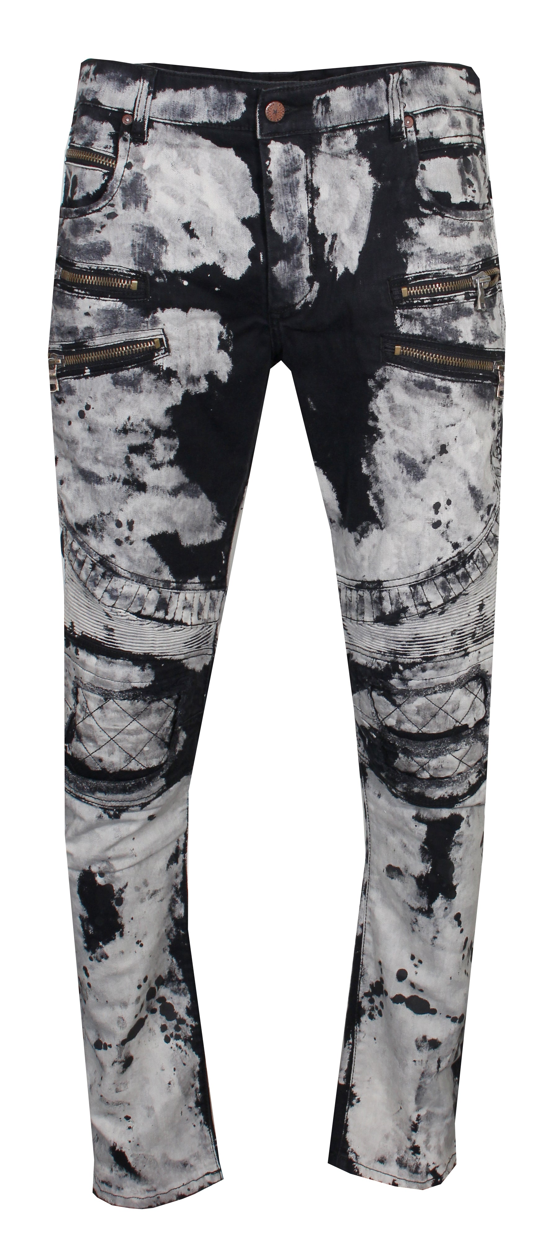 Knox Biker Denim