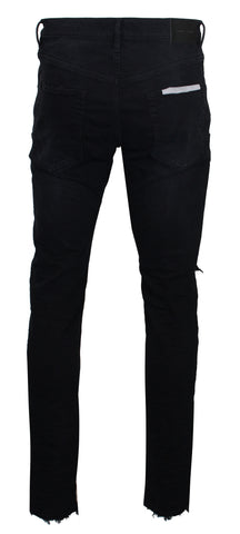 P002 Dropped Fit-Mid Rise with Tapered Leg