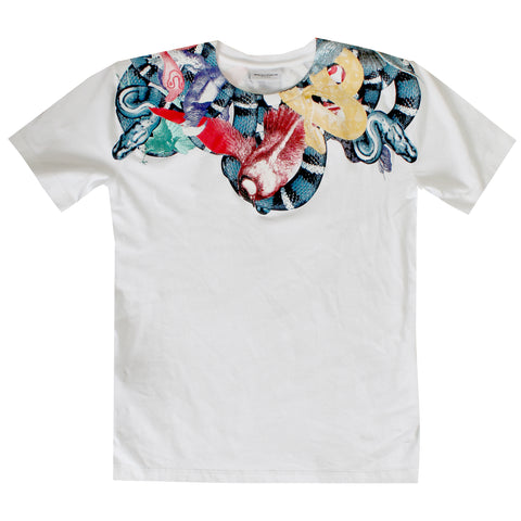 Boys Snake collage Short Sleeve Tee