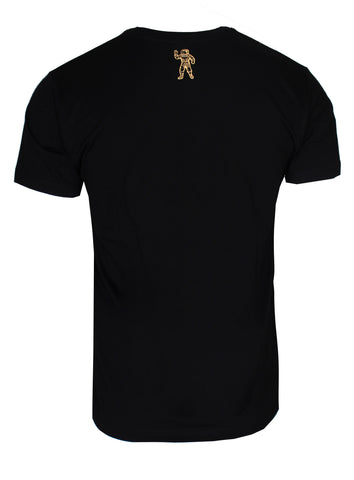 Men's BBC Microgravity Short Sleeve Tee-Black