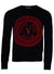 Round Logo Sweater