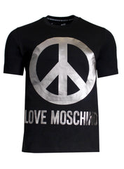 Peace Sign Logo Tee