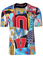 Love Moschino Graphic Tee