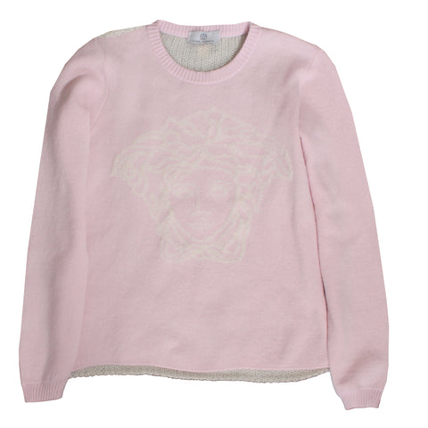 Girls Medusa Head Sweater
