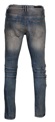 Men's Rivers Biker Denim
