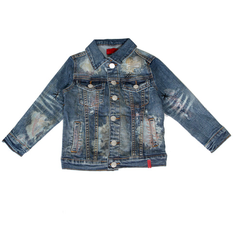 Kids Basquiat Denim Jacket