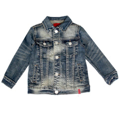 Kids Jeff Standard Denim Jacket