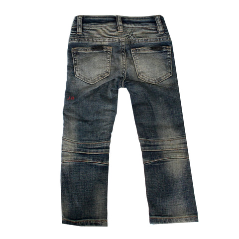 Kids Jeff Biker Denim
