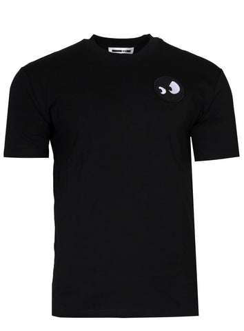 MCQ Men's Dropped Shoulders Short Sleeve Tee