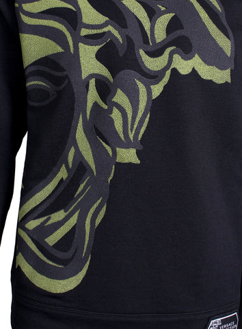 Versace Collection Medusa Head Crewneck Sweatshirt