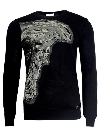 Medusa Head Sweater