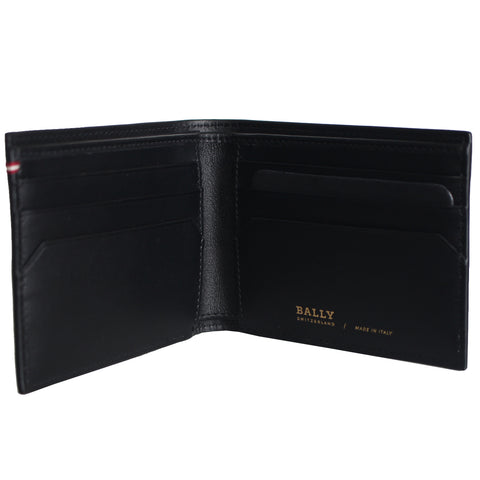 Men's Bevye.OB/04 Wallet-Black and Gold