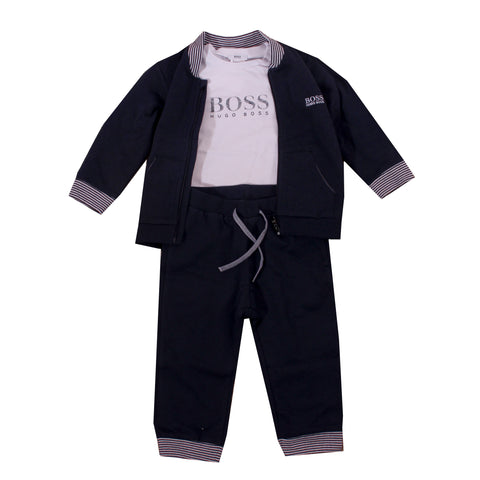 Kids Hugo Boss Tracksuit Box Set
