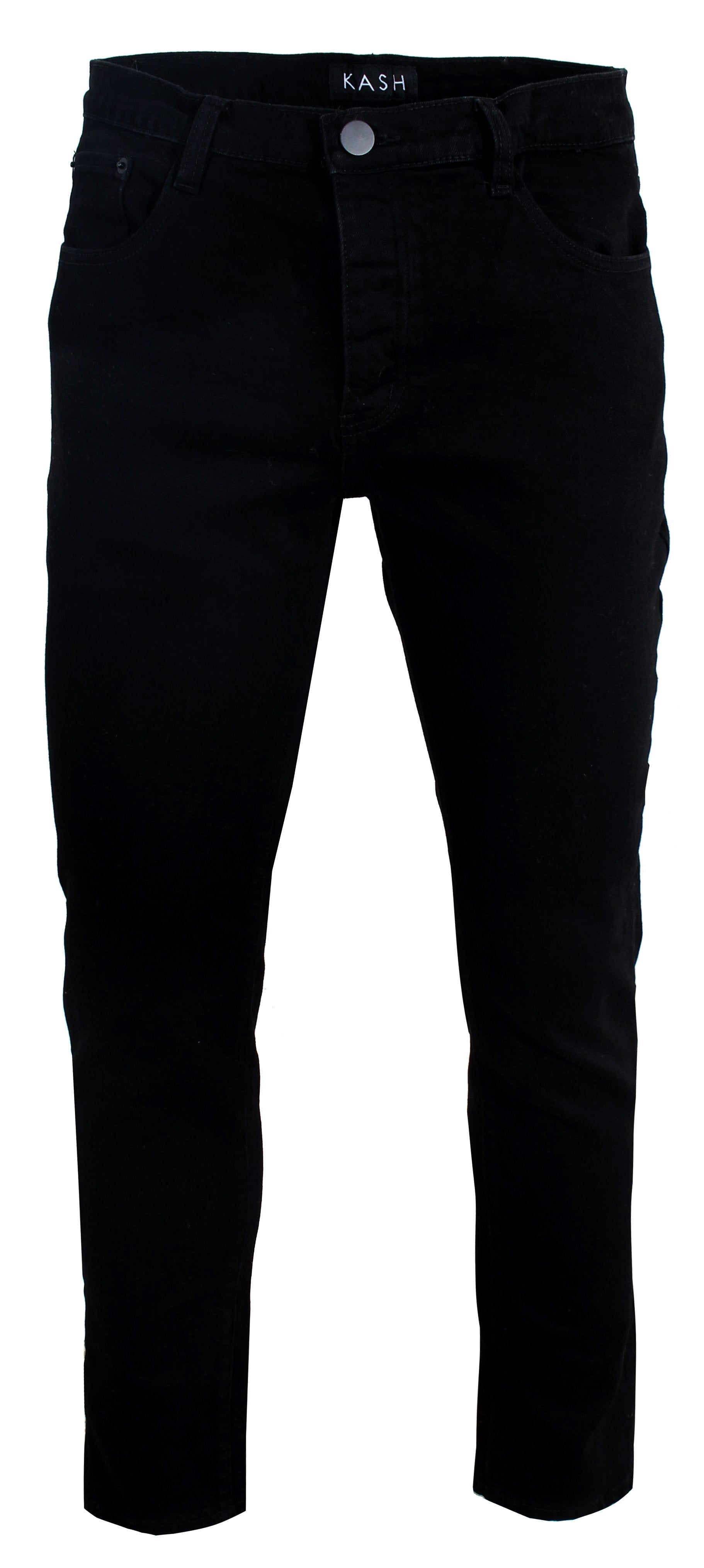 Men's Kash Denim - Black