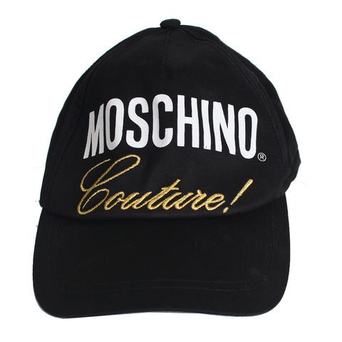 Moschino | Girls Hat W/Couture Graphics