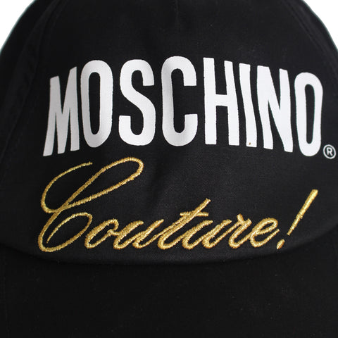 ccb594f349a Moschino | Girls Hat W/Couture Graphics