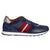 Men's Aston New Fo WS/26 Sneaker in Ink 15 Calf Suede-Ink
