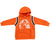 BB Helmet Hoodie - Red Orange