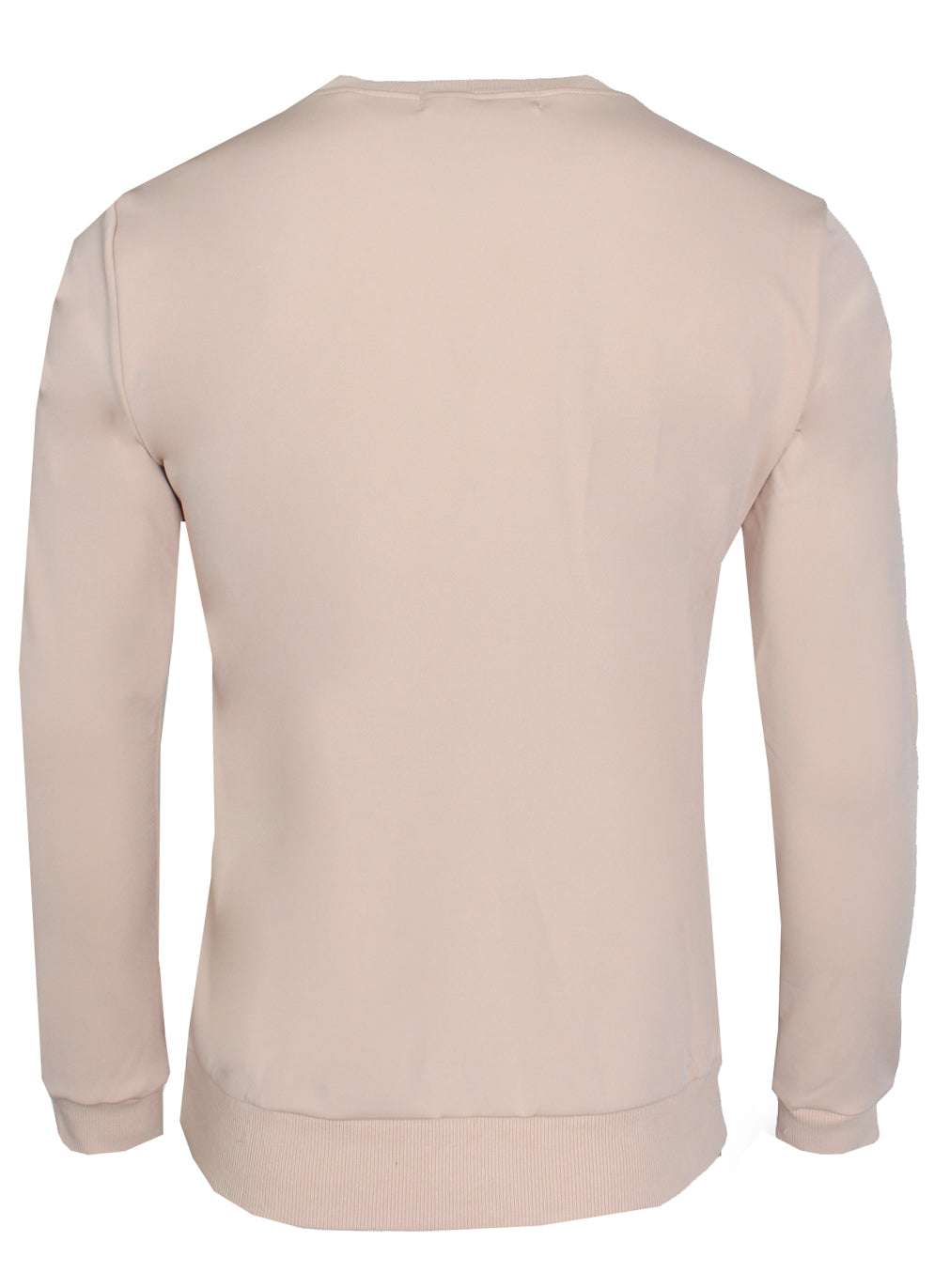 KASH Tan Crew Neck