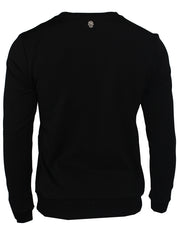 KASH Black Crewneck