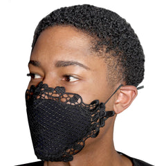 Men's Mask-Black