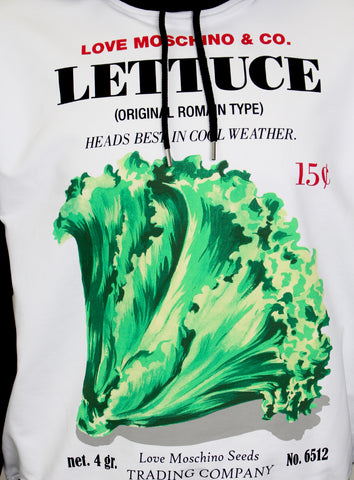 Lettuce Graphic Hoodie