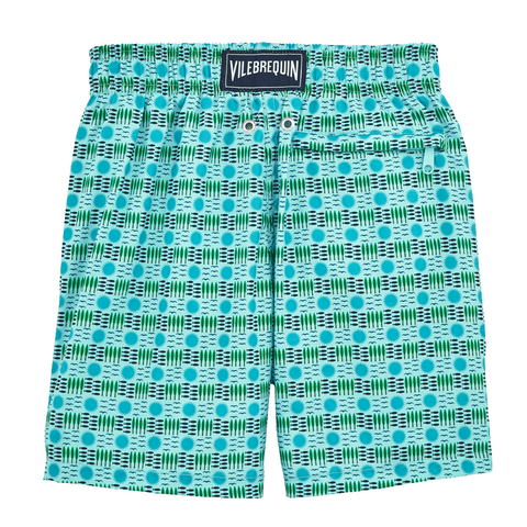 Boys Lightweight Packable Swim Shorts