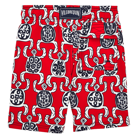 Primitive Turtles| Superflex Swim Shorts