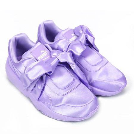 lowest price 7ad9e 21428 Fenty Bow Sneaker | Sweet Lavender