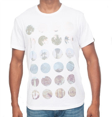True Religion Paddle Out Optic White Tee