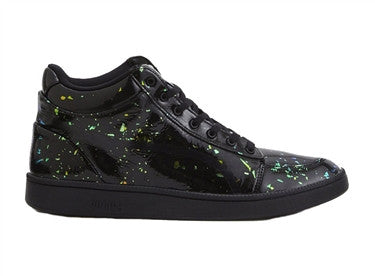 Puma Men Select McQ Serve Mid Black Sneakers