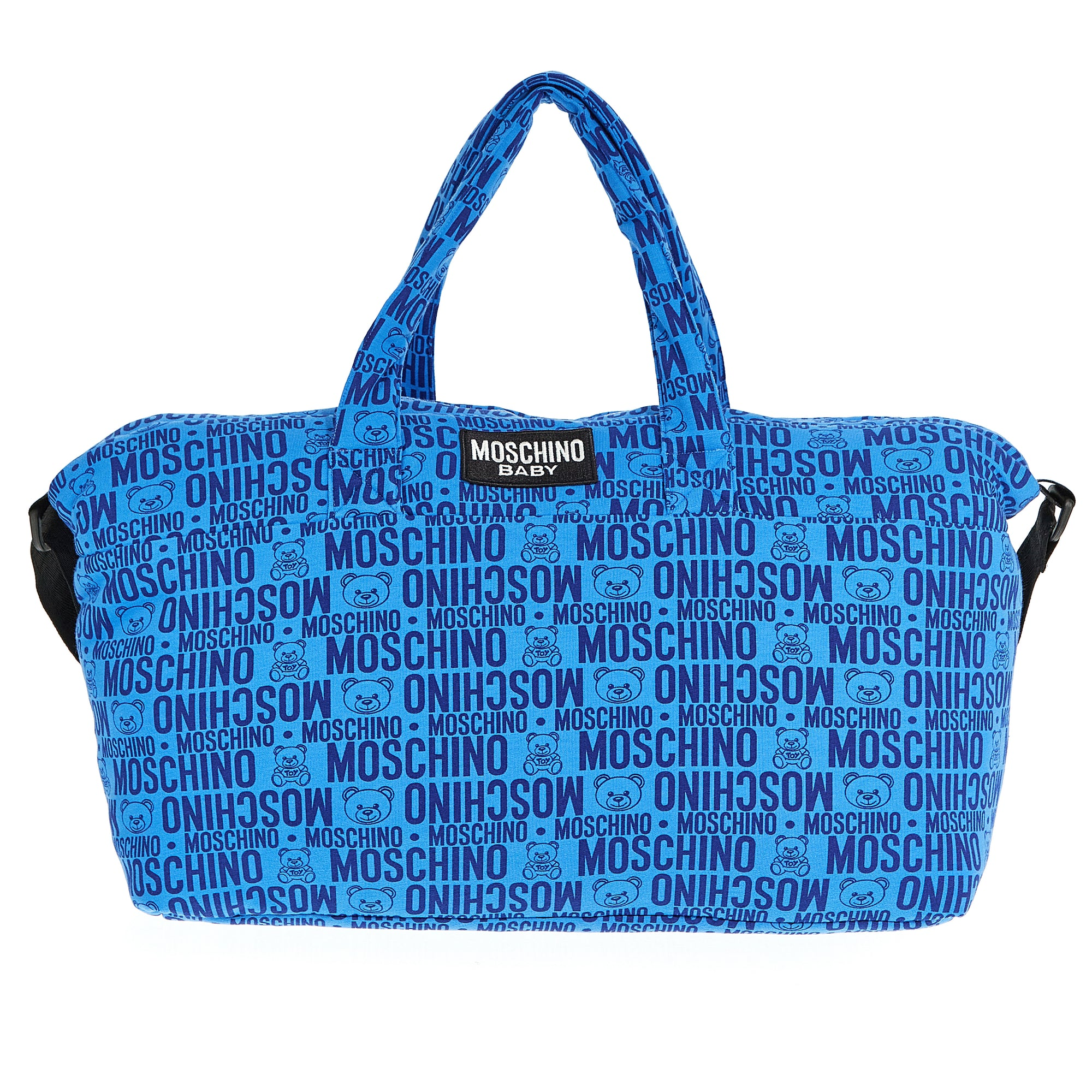 Changing Bag with Logo Prints
