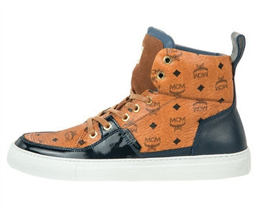 MCM High Top Sneaker Michalsky x MCM 2014 Collaboration