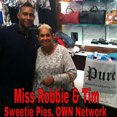Miss Robbie & Time, Sweetie Pies Show OWN NETWORK