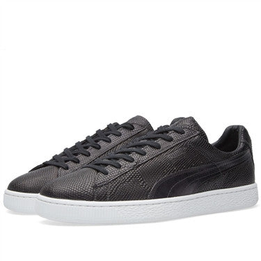 Puma Men States Low-Tops Black Shoes