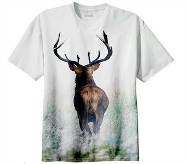 Sugar Pills Deer Tee