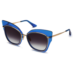 DITA STORMY 18K//22033C/ BLUE-YELLOW GOLD