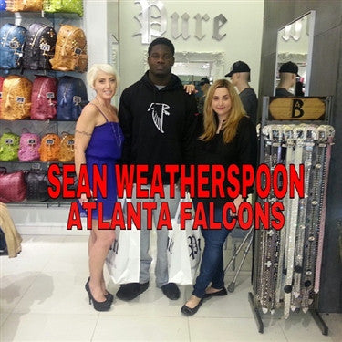 Sean Weatherspoon, NFL Atlanta Falcons