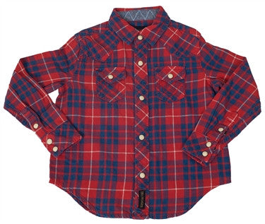 True Religion Flannel Shirt