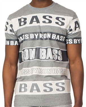 Bass Ticker Tape Tee