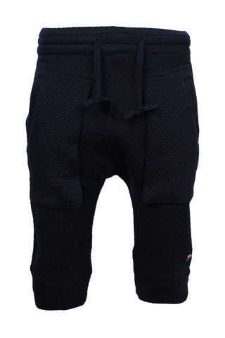 The Kash Basket Weave Tech Elongated Short