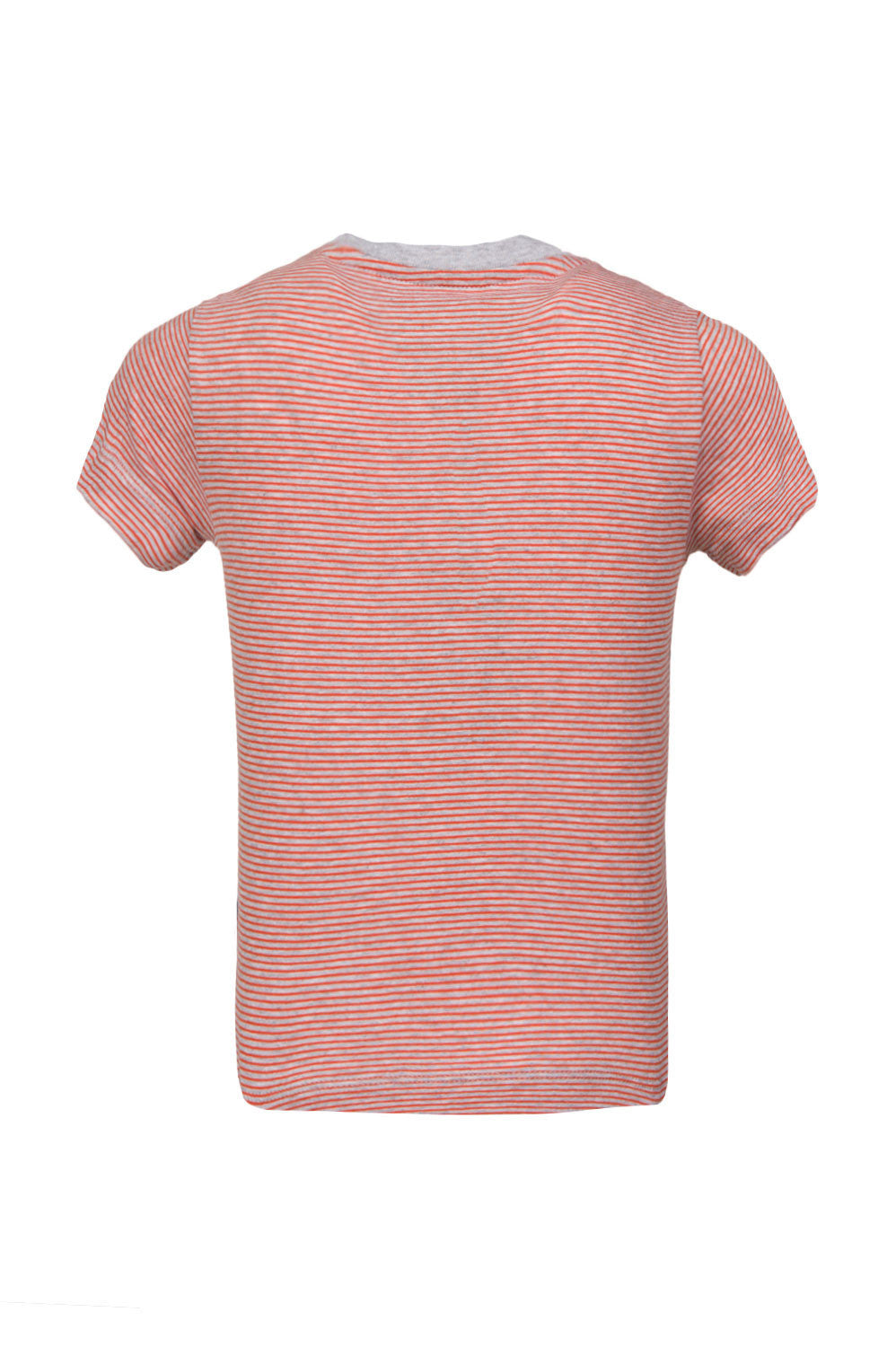 FF Boys Red Striped Tee