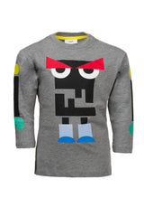 Monster Robot Long Sleeve
