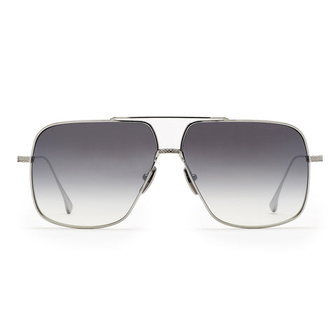 DITA FLIGHT .005//BLACK PALLADIUM W/D.GREY TO CLEAR SLIVER/FLASH-AR